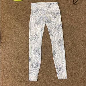Lulu lemon wunder under leggings